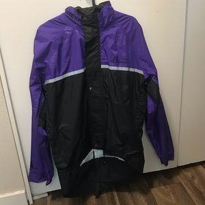 Vintage nashbar by saucony goretex jacket